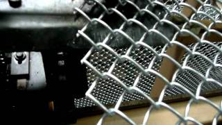 "chain link weaving machine 1"" mesh"