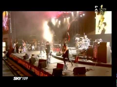 The Cure @ Live 8, 2005-07-02 Versailles - Esplanade du Château