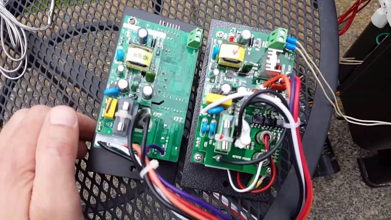 Traeger Smoker Digital Pro Controller Installation