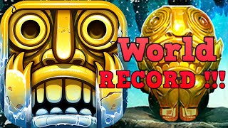 Playing Temple BUT every LIKE makes it Faster (WORLD RECORD 1 YEAR)