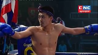 ធឿន ធី Vs ណាក់ប៊ិនឡេក, Thoeun Thy, Cambodia Vs Nakbinlek, Thai, Khmer Boxing 16 November 2018