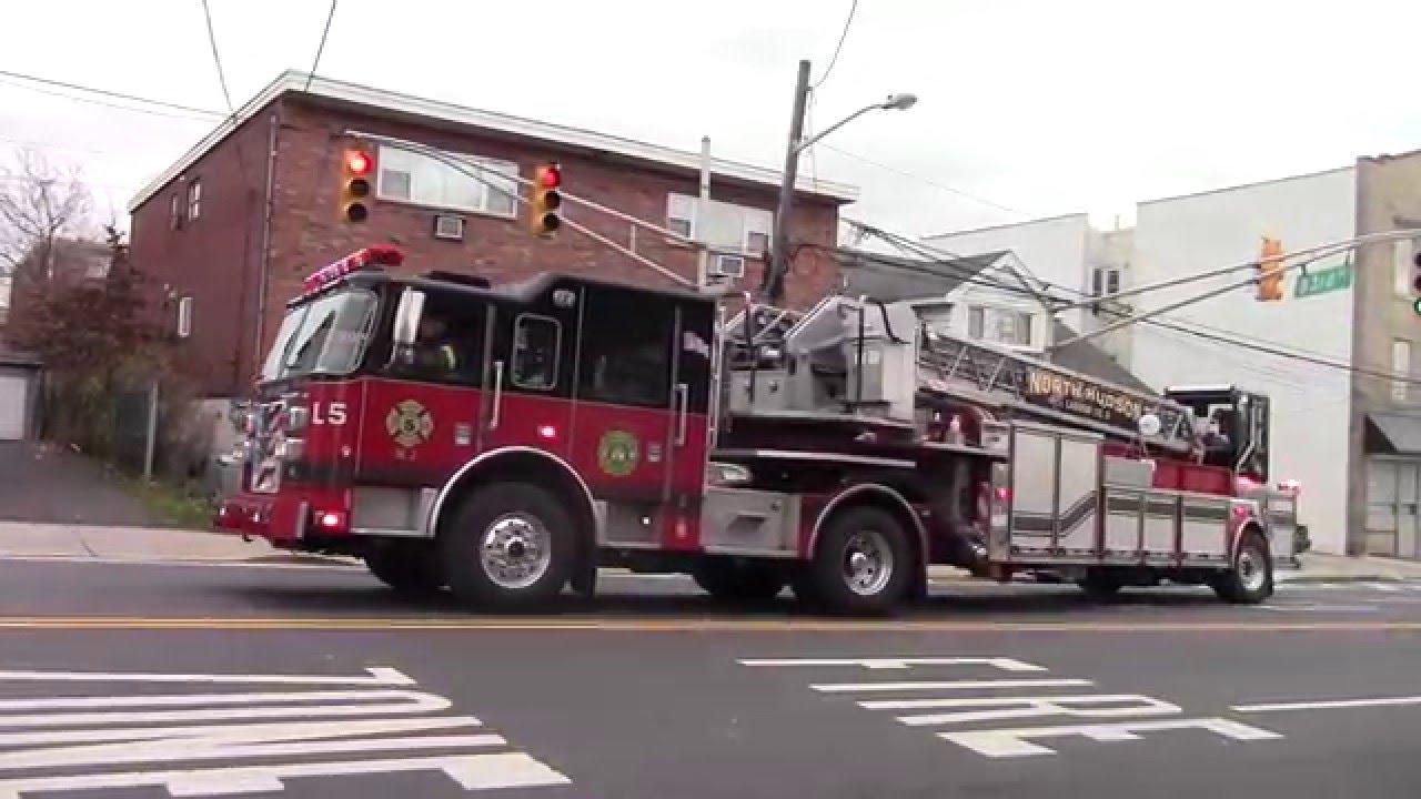 4003bb444df North Hudson Regional Fire   Rescue Ladder 5 Returning 12-18-15 ...