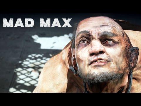 MAD MAX #2 -  INVADINDO UMA BASE INIMIGA! (Mad Max Game)