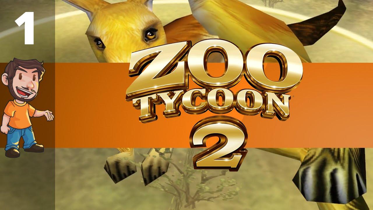 Flabaliki Plays: Zoo Tycoon 2 - Part 1