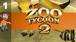 Flabaliki Plays: Zoo Tycoon 2 - Part 1