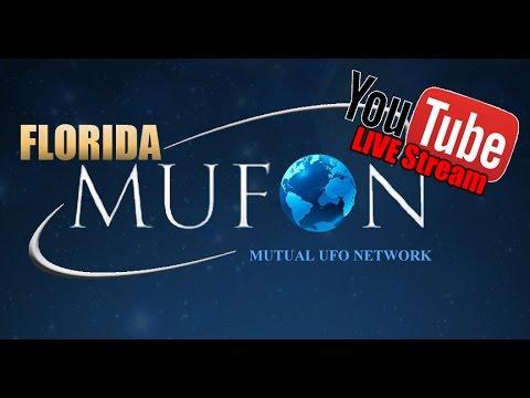 Florida MUFON Live Stream - January 2017