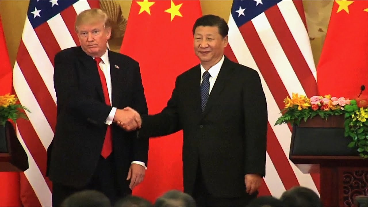 In China Trump Talks Trade North Korea Ignoring Climate Change Crackdown On Human Rights