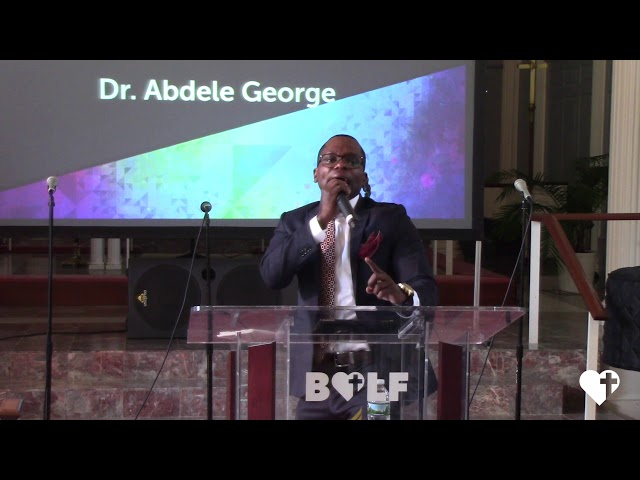 Determined to Carry Me - Abdele George