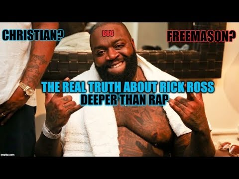 The Real Satanic Truth About Rick Ross (DEEPER THAN RAP) 2018 Documentary