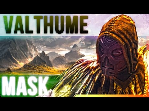 Skyrim Special Edition Secrets - Valthume Walkthrough (All Dragon Priest Mask Locations Hevnoraak 1#