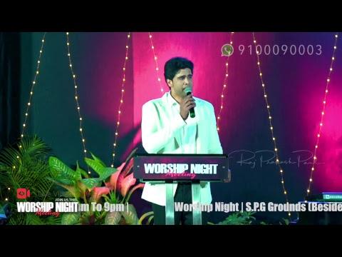March 31st, 2018 | Worship Night | Raj Prakash Paul
