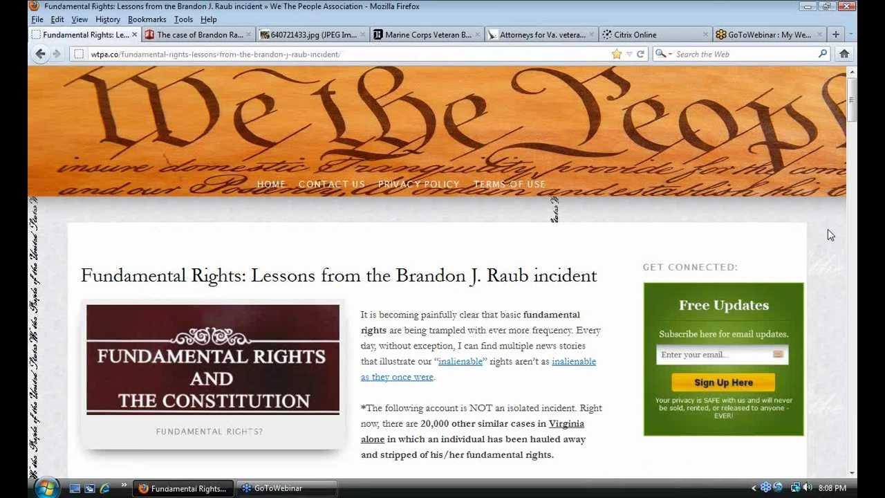 Fundamental Rights? - Democratic Rights Class 9 Video | EduRev