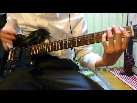 D-SHADE Alone guitar cover
