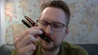 Fountain Pen Shootout #73 Montblanc: M for Madness
