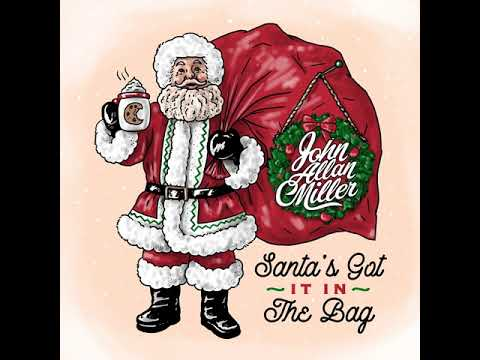 John Allan Miller Shows Appreciation for Santa's Entrepreneurship