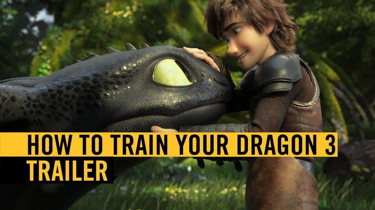 Kleurplaten Draken Beschermers Van Berk.How To Train Your Dragon 3 Trailer 2018 Nederlands Ondertiteld