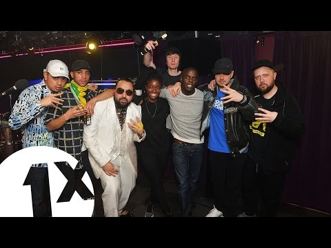 Thumbnail: Kurupt FM perform 'Oh No' & 'Shut Up' in the Live Lounge