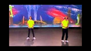 Talang 2011 [Sweden got talent] The flying circus HD