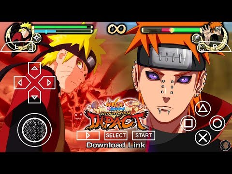 Naruto Ultimate Ninja Impact (All Ultimate Jutsu) | Download Link