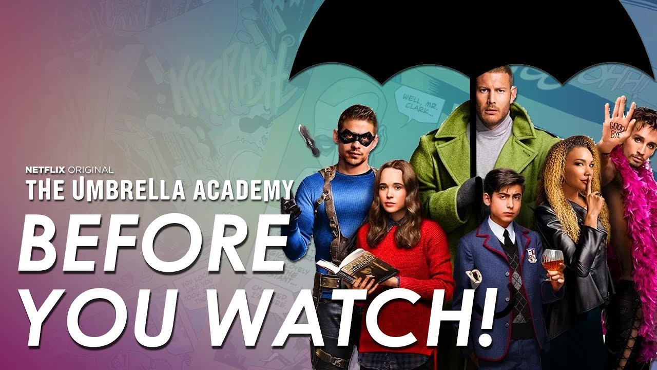 The Umbrella Academy Explained Everything You Need To