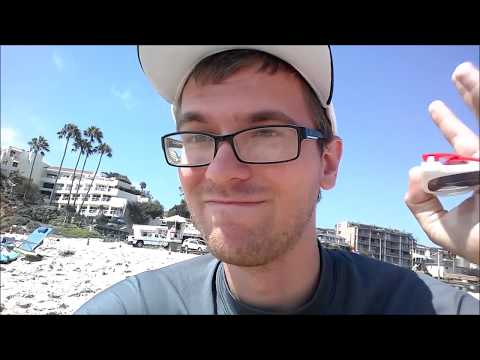 Anaheim Trip 08/2017 - Day 4: Am I Anime Now, If This is the Beach Episode?