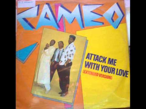 Cameo - Attack Me With Your Love (Extended Version) mp3