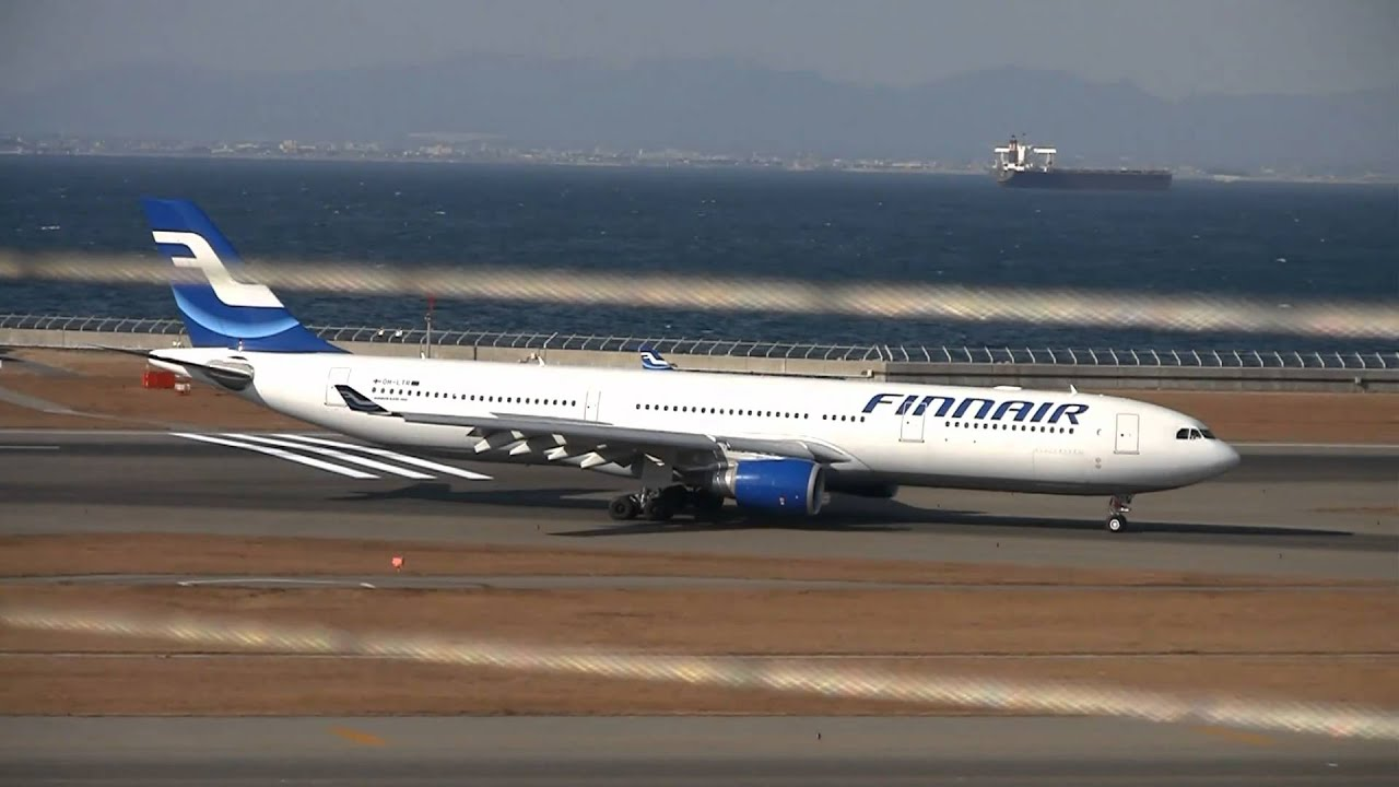 Airbus A330 Finnair