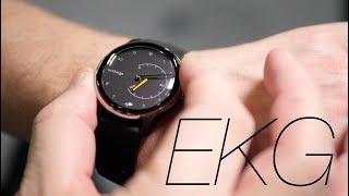 Withings visar EKG-klocka för tredjedel av Apple-pris