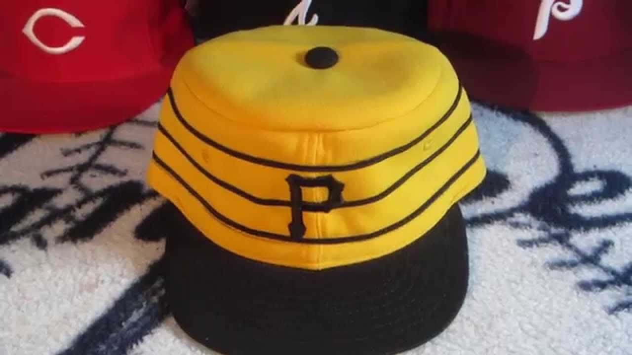 Cap of the Week  Pittsburgh Pirates Pillbox - YouTube a7d9f620c10