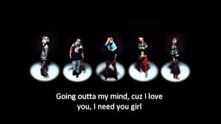 Big Bang - Last Farewell Lyrics