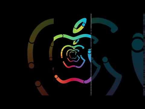 Apple Store IOS 13 Screensaver Demo Loop 2019