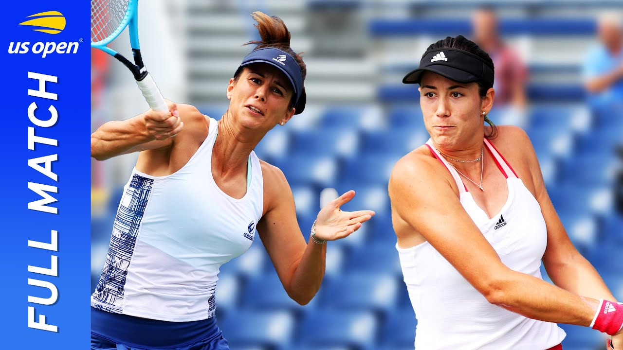 Tsvetana Pironkova vs Garbine Muguruza go head-to-head! | US Open 2020 Round 2