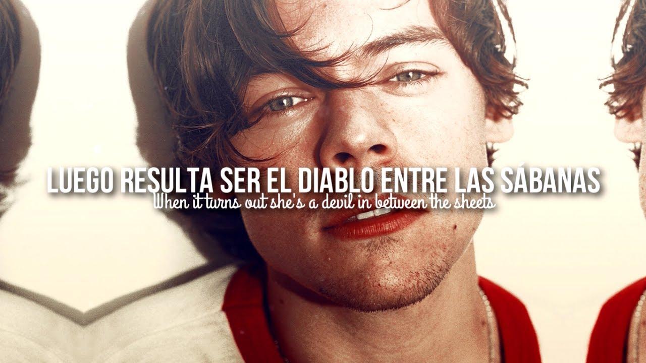 Download Only angel • Harry Styles | Letra en español / inglés