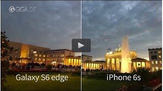 iPhone 6s gegen Samsung Galaxy S6 edge(+): Kameravergleich - GIGA.DE
