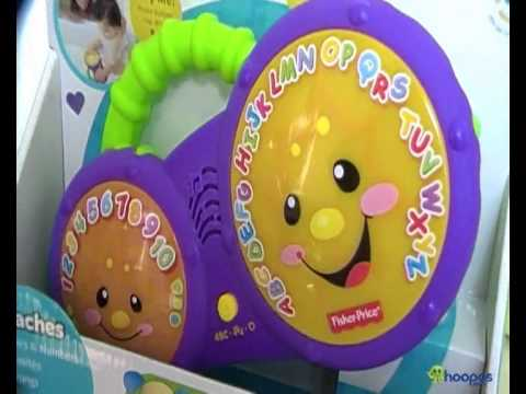 Fisher Price Laugh & Learn Bath Time Bongos