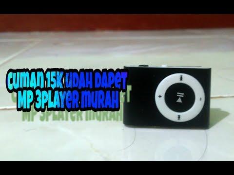 MP 3 player murah banet !!!