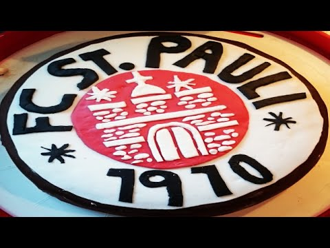 let 39 s baked fc st pauli cake lary tv youtube. Black Bedroom Furniture Sets. Home Design Ideas