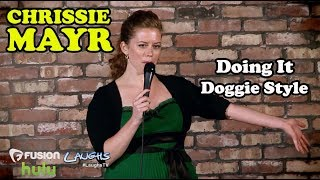 Doing It Doggie Style | Chrissie Mayr | Stand-Up Comedy thumbnail