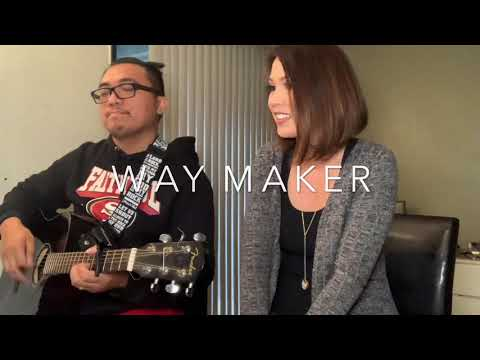 Way Maker (cover) by Justin and Amber