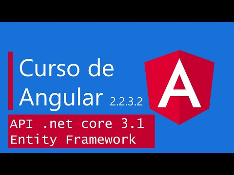 Angular 2.2.3.2: API .net core 3.1 + Entity Framework thumbnail