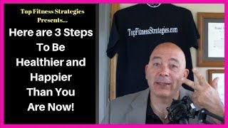 Gimme 3 Steps.....To Better Health!