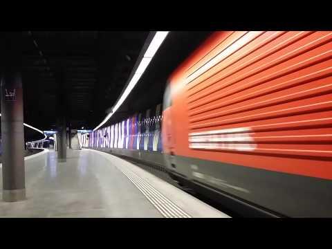 Zurich Flughafen Hauptbahnhof