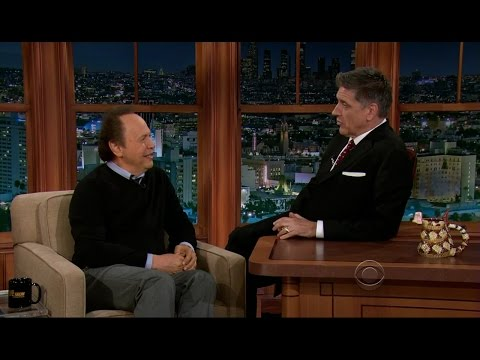 Late Late Show with Craig Ferguson 11/14/2012 Billy Crystal, Berenice Marlohe