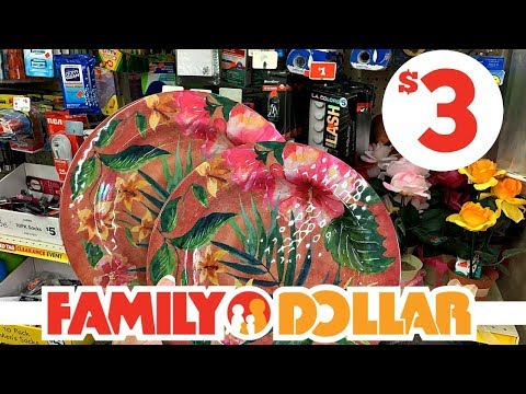 FAMILY DOLLAR CLEARANCE!!! HOME DECOR + ORGANIZATION JUST $3 AND UNDER!!!