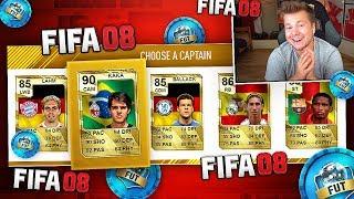 DRAFT w FIFA 08  #draft #fifa #futdraft