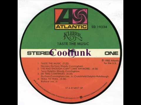 Kleeer - Taste The Music (Funk 1982)