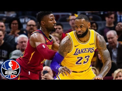 Lebron James Leads Lakers In Return To Cleveland Vs Cavaliers