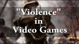 Violent Video Games Explained by the White House