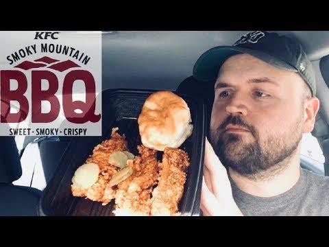 KFC® Smoky Mountain BBQ Chicken Tenders