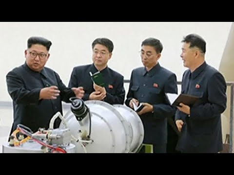 North Korea claims to test hydrogen bomb